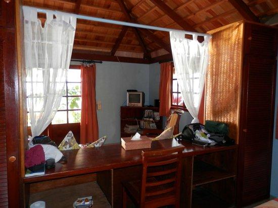 Hotel Atiapiti : chambre