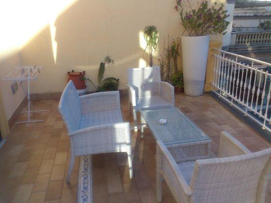 La Piazzetta Guest House : Terrazzino privato