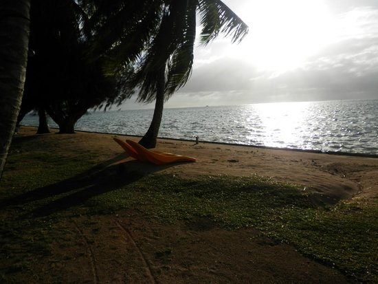 Hotel Atiapiti : plage