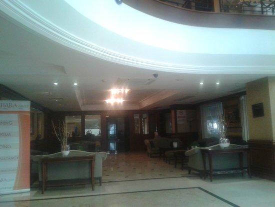LaresPark Hotel: lobby