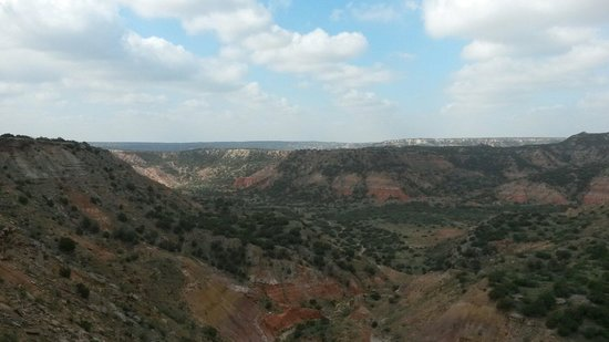 Palo Duro Canyon State Park: Pictures do it no justice!