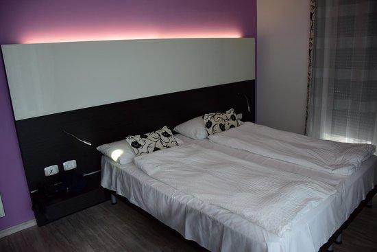 Ecohotel Primavera: unser Zimmer