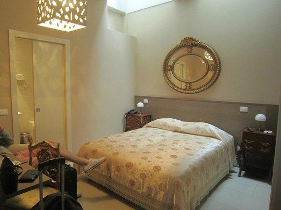 La Castellana : chambre