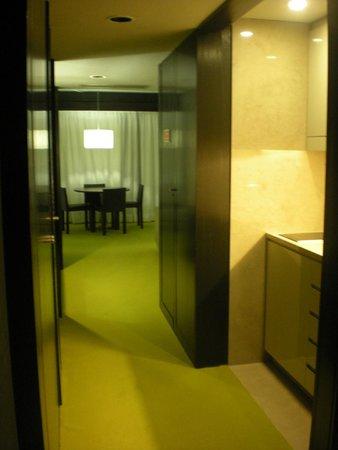 Aqualuz Suite Hotel Apartamentos : Hall