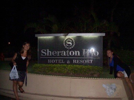 Sheraton Grand Rio Hotel & Resort: Hotel