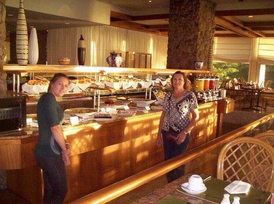 Sheraton Grand Rio Hotel & Resort : Desayuno