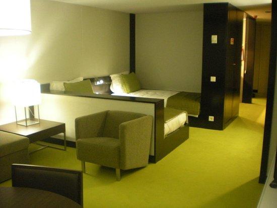 Aqualuz Suite Hotel Apartamentos: Quarto