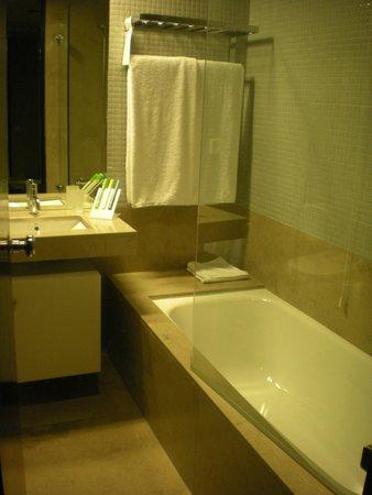 Aqualuz Suite Hotel Apartamentos: WC