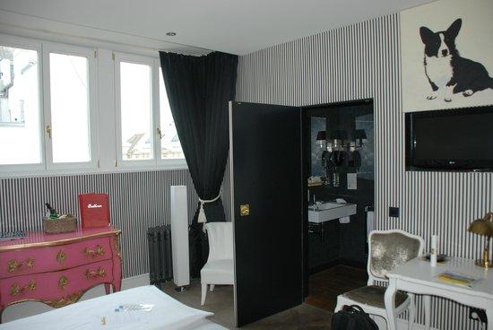 Hotel Beethoven Wien: номера друзей