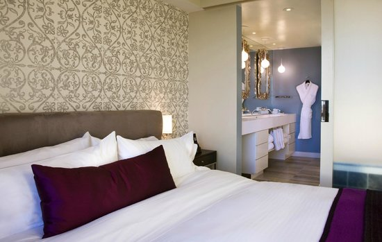 W Washington DC : Marvelous Suite Bedroom