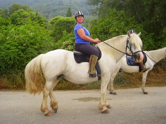 Trailriders Horse Trekking : Кати