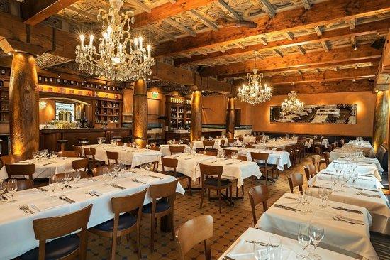 Hotel Astoria: Restaurant La Cucina