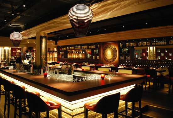 Hotel Astoria: Restaurant Mekong