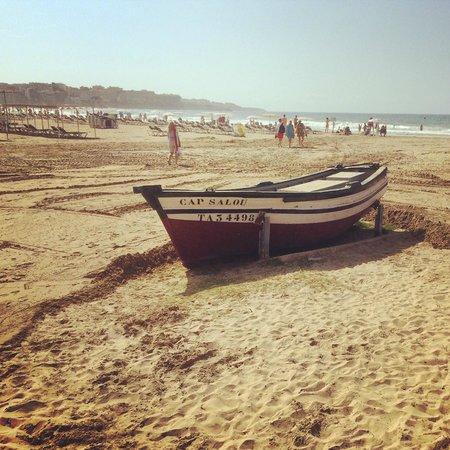 Hotel Villamarina Club: Salou beach
