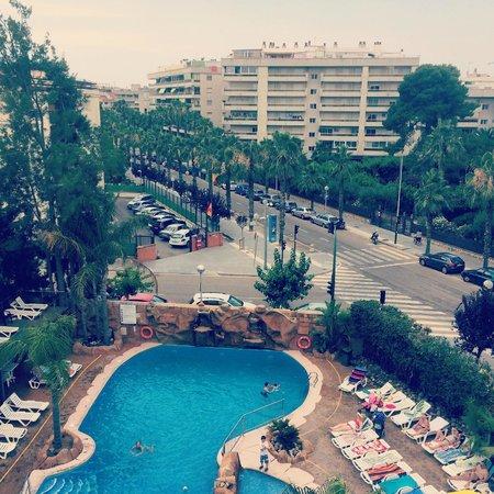 Hotel Villamarina Club: Pool #1