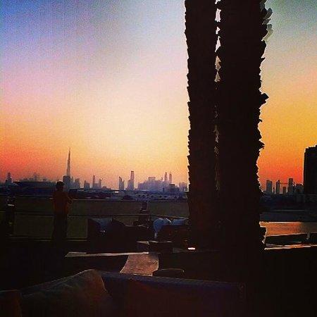 Crowne Plaza Dubai Festival City: Breathtaking view