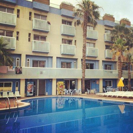 Hotel Villamarina Club: Pool #2