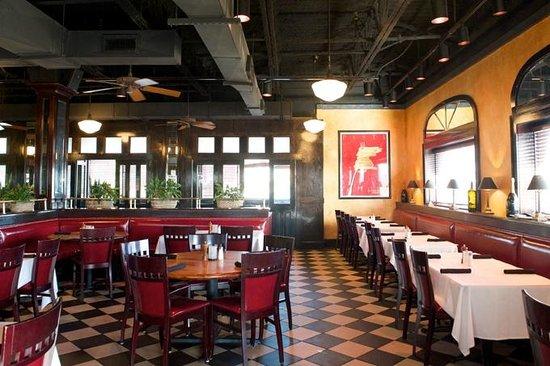 Amerigo Italian Restaurant: Dining room