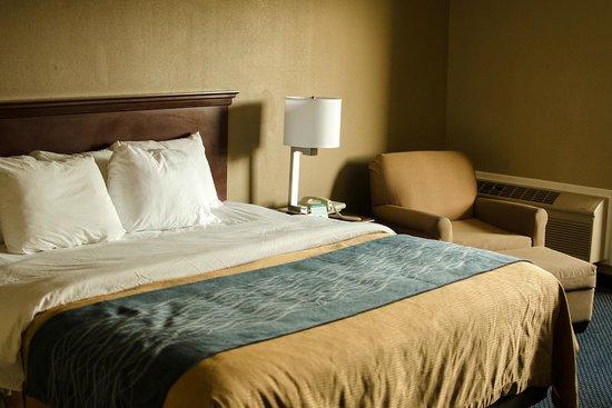 Grant Park Hotel: King Room