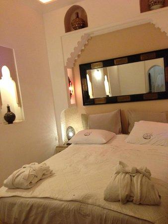 Riad Gallery 49 : bedroom
