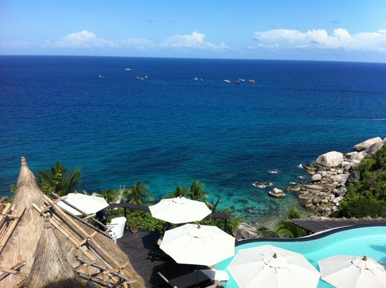 Aminjirah Resort : Views from room
