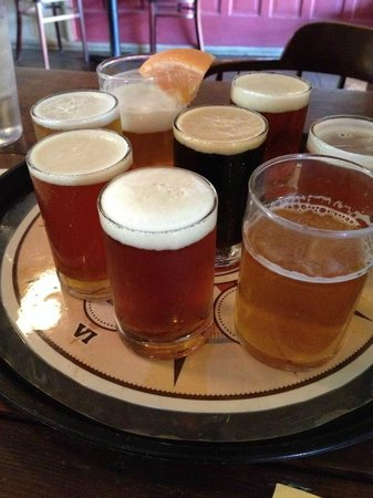 The Prodigal Son Brewery and Pub : Flight