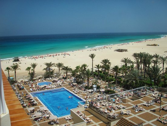 ClubHotel Riu Oliva Beach Resort : from room