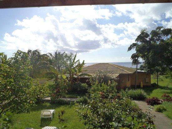 Mana Nui Inn: Vista desde la habitación