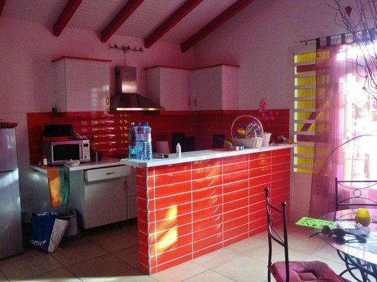 Village 3N : cuisine