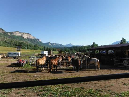 Rapp Corral : Stables