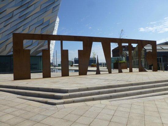 Belfast Attractions: Titantic Musuem