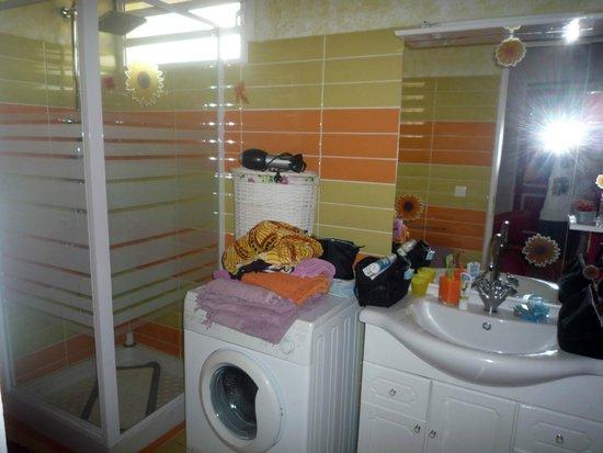 Village 3N : salle de bains