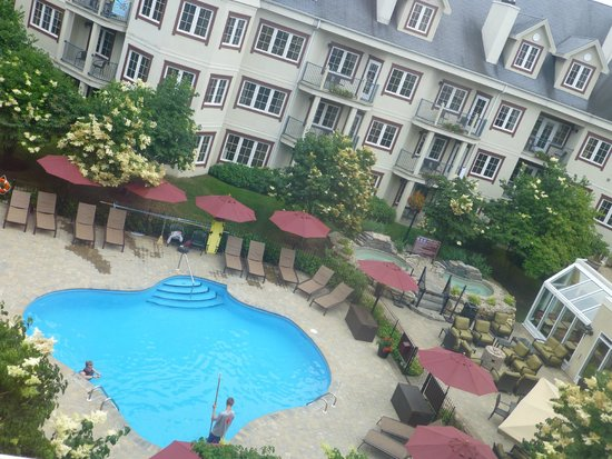 Residence Inn by Marriott Mont Tremblant Manoir Labelle : View