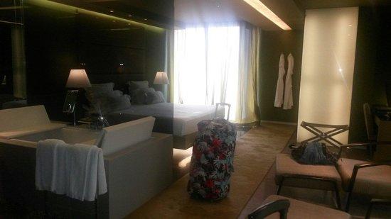 The Vine Hotel : Habitacion