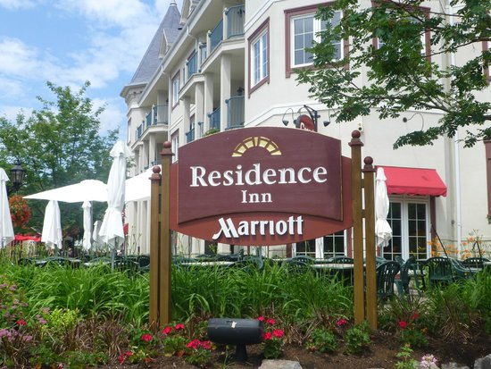 Residence Inn by Marriott Mont Tremblant Manoir Labelle : Entrance