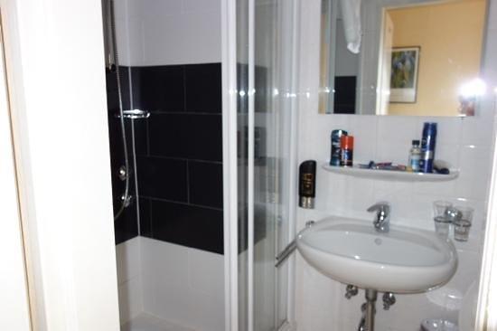 Hotel Royal: shower