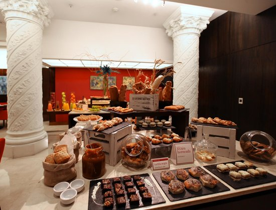 NH Collection Buenos Aires Jousten: Desayuno Buffet