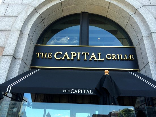 The Capital Grille: Capital Grille - exterior