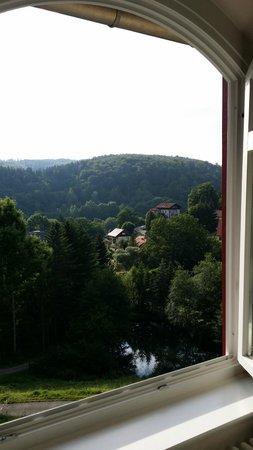 Hotel FreiWerk: Ausblick