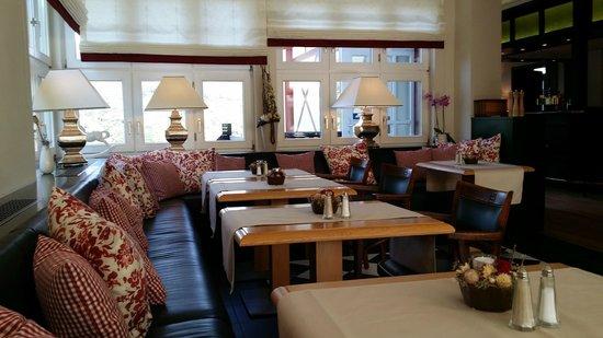 Hotel FreiWerk: Speisesaal