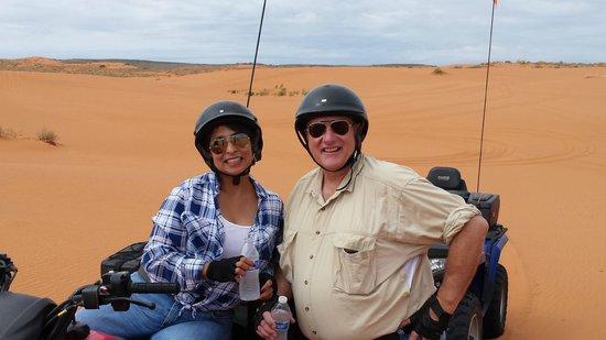 ATV and Jeep Adventure Tours: Kato & Ando