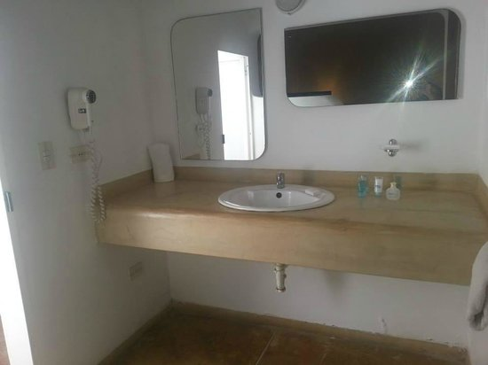SUNSOL Punta Blanca: Baño
