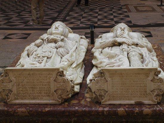 Catedral de Burgos: Sepulcro de los Condestables
