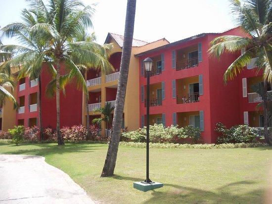 Caribe Club Princess Beach Resort & Spa: cayena building