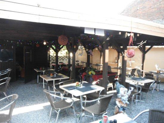 terrasse restaurant Picture of le feu de bois, Lens TripAdvisor # Restaurant Feu De Bois