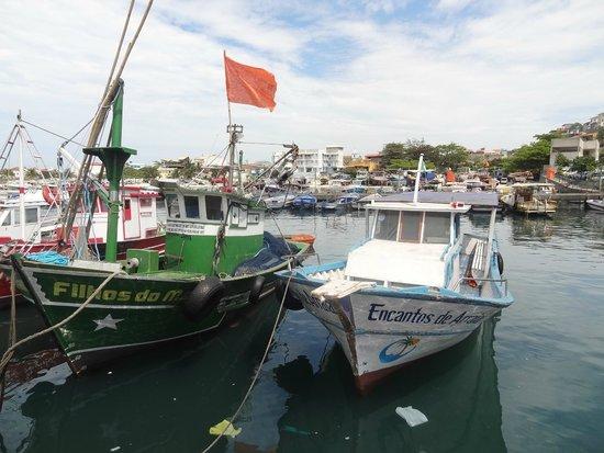 Cabo Frio House of History : pintoresco el puerto