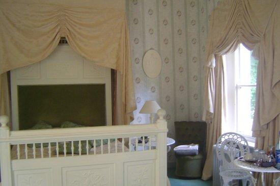 Maranatha Country House : Unser Schlafzimmer