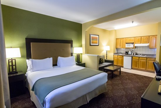 Country Inn & Suites by Carlson San Jose International Arpt: Deluxe King Suite