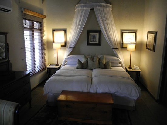 andBeyond Ngala Safari Lodge: The beds
