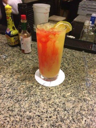 ClubHotel Riu Tequila: Tequila Sunrise